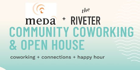 Community Coworking with MEDA tickets