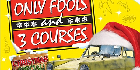 Only Fools and Three Courses Christmas Special tickets