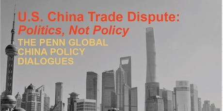 Penn China Policy Dialogue Lunch with Craig Allen tickets