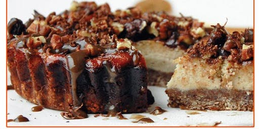 Free Cooking Class: Raw Fall Sweets