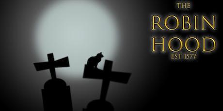 Robin Hood Halloween Spooktacular tickets