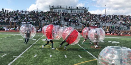 Participate In A Guinness World Record-Largest Bubble Soccer Game Ages 5-11 tickets