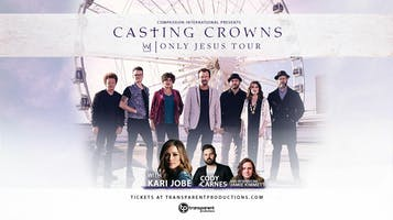 """Casting Crowns """"Only Jesus"""" Tour"""