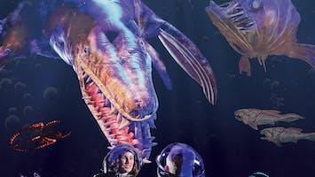 """""""Erth's Prehistoric Aquarium Adventure"""""""