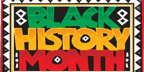 Black History Month Craft at Leyton Library  tickets