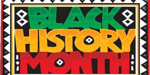 Black History Month Craft at Leyton Library