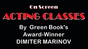 On Screen Acting Classes
