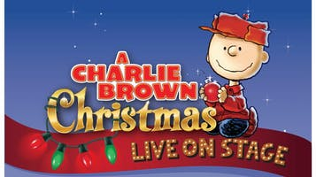 """A Charlie Brown Christmas: Live on Stage"""