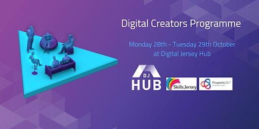 Digital Creators Worshop