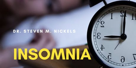 Insomnia - Symptoms, Causes & Treatments tickets