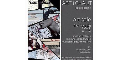ART i CHAUT Art Sale tickets