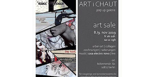ART i CHAUT Art Sale