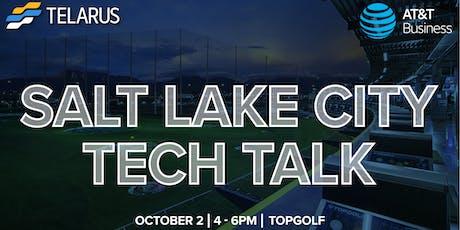 Tech Talk- Salt Lake City, UT tickets