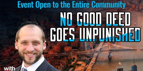 Rav Gav - No Good Deed Goes Unpunished tickets