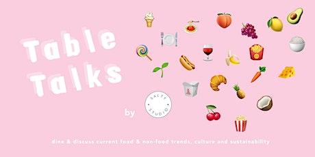 "Table Talks: Dine & Discuss ""Social Media Addictions & FOMO"" tickets"