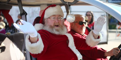 West Covina Children's Christmas Parade and Santa's Village