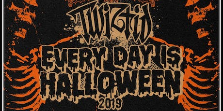 TWIZTID - Every Day Is Halloween Tour tickets