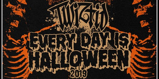 TWIZTID - Every Day Is Halloween Tour