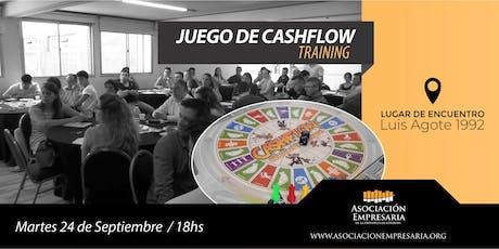 Juego de Cashflow entradas