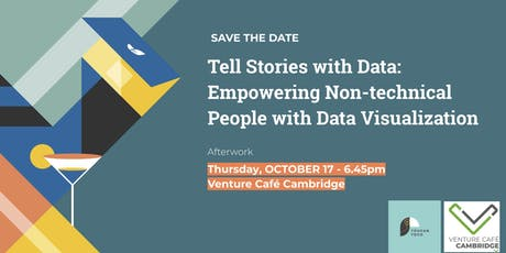 Data Storytelling: Empowering Non-technical People with Data Visualization tickets