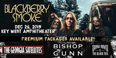 Blackberry Smoke at The Key West Amphitheater tickets
