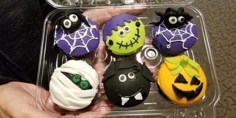 Halloween Cupcakes tickets
