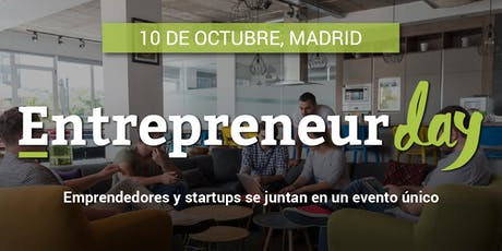 Entrepreneur Day Madrid 2019 tickets
