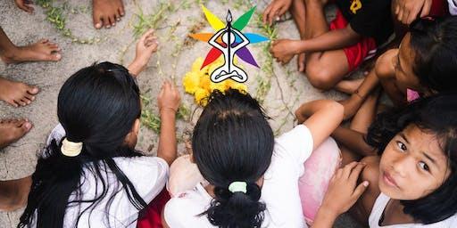 Kids & Family Yoga Class: A Fundraiser for Let's Imagine, Inc.