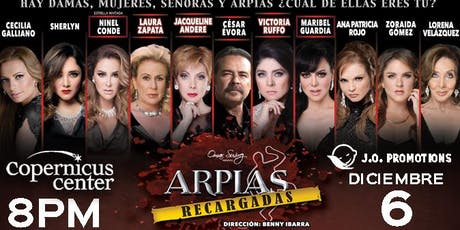 ARPIAS RECARGADAS tickets
