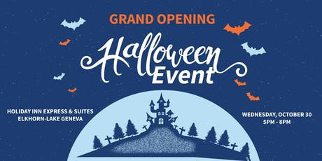 Grand Opening Halloween Event at the Holiday Inn Express Elkhorn tickets