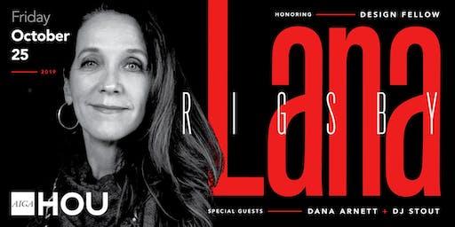 AIGA HOU Design Fellow 2019: Lana Rigsby