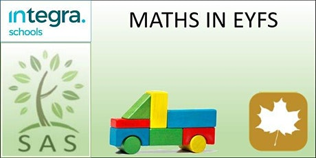 EYFS - Maths (2 session course) tickets