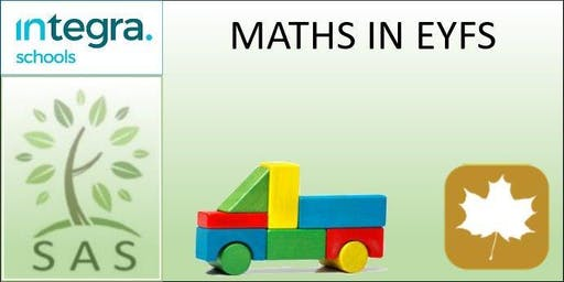 EYFS - Maths (2 session course)