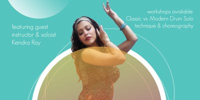 9th Annual Fusion Bellydance Workshops