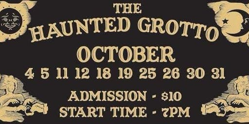 THE HAUNTED GROTTO