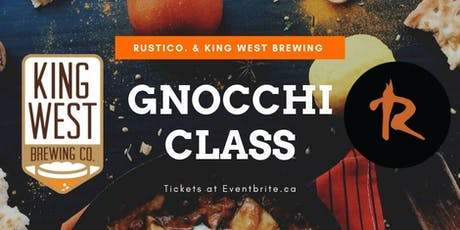 Gnocchi Class tickets