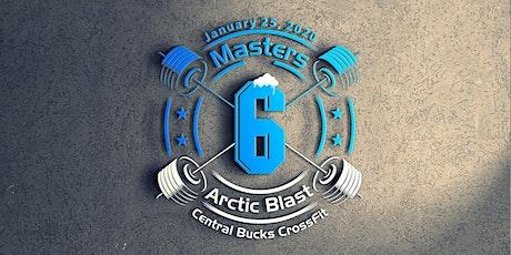 Central Bucks CrossFit's Masters Arctic Blast 6 tickets