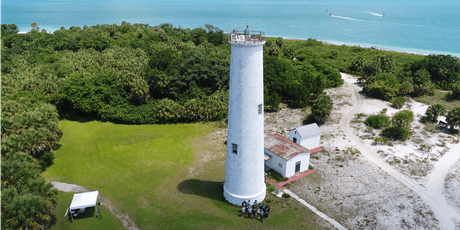 Digital Storytelling and the Past, Present and Future of Egmont Key tickets