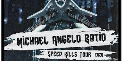 Michael Angelo Batio - Speed Kills Tour 2020