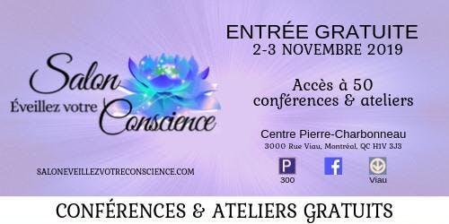 Conférence Les cristaux et la guérison spirituelle