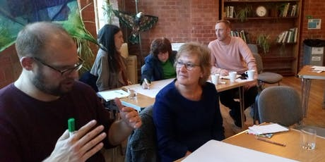 Warm Welcomes and Creative Connections: Get Creative festival workshop tickets
