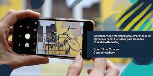 Workshop: Video Marketing para emprendedores. Aprende a hacer tu video