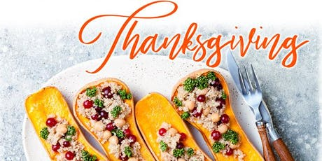 Free Cooking Class: Vegan Thanksgiving tickets