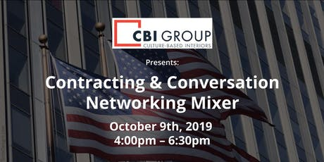 Contracting and Conversation Networking Mixer tickets