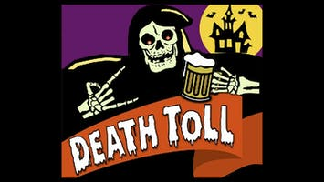 """""""Death Toll"""": A Drinking Game Performance"""