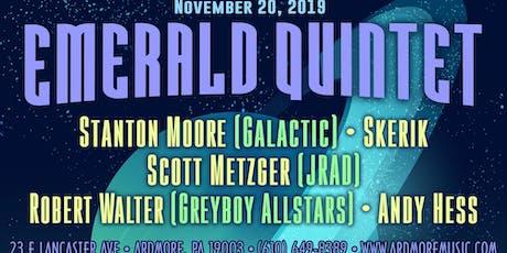 Emerald Quintet tickets