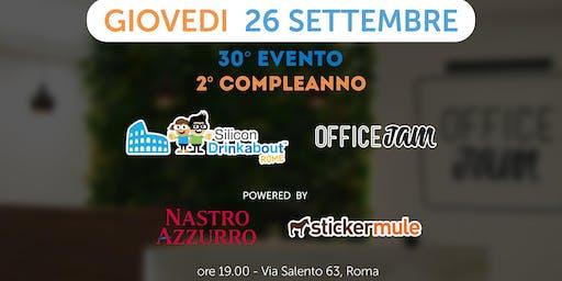 #30 Silicon Drinkabout Rome - 26 settembre