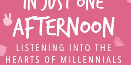 The Heart & Art of Millennials tickets