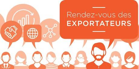Cocktail: Rendez-vous des exportateurs billets