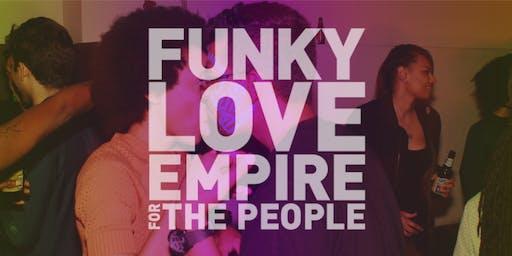 Funky Love Presents: Community Jam at Universe City